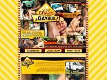 Crazy Gay Bus