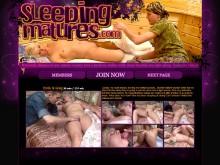 Sleeping Matures